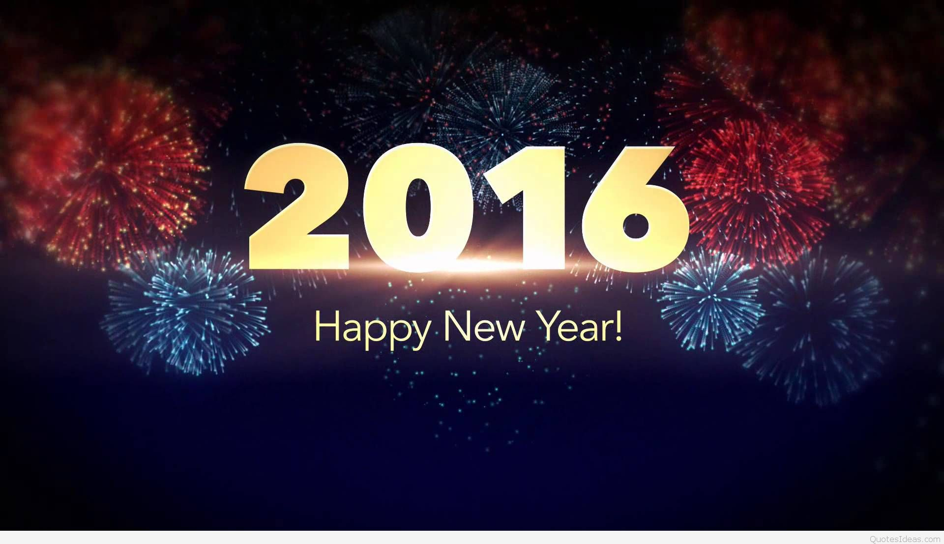 Happy New Year Hd Wallpaper Animated 2016 Kc Sign Awnings Blog